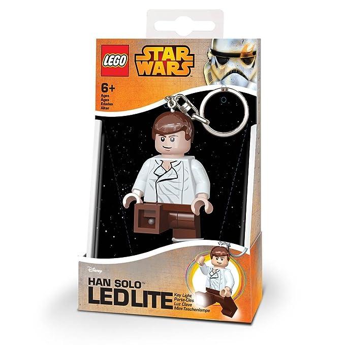 LEGO Star Wars - Llavero Ledlite con diseño de Han Solo ...
