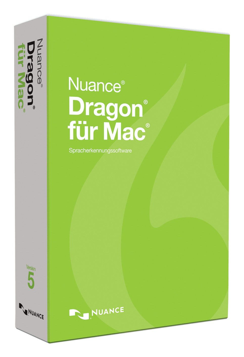 Dragon für Mac 5.0 Standard: Amazon.de: Software
