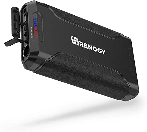 Renogy 72000mAh 266Wh 12v Power Bank; Camping/CPAP/Emergency/HighPower LED Flashlight