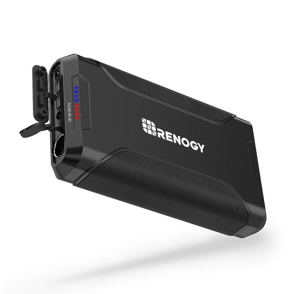 Renogy 72000mAh Laptop Power Bank, Portable Laptop Charger & High Capacity Power Bank with Backup LED Flashlight, Power Bank For Laptop, Cell Phones, iPad, iPhone, CPAP by Renogy