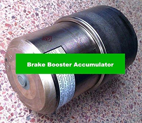 brake booster montero - 7