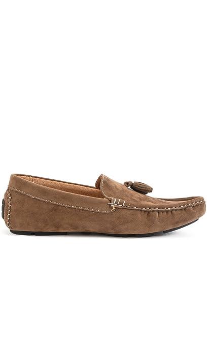 Reservoir Shoes Mocasines con borlas Hombre Perm: Amazon.es: Zapatos y complementos