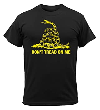 Dont Tread On Me Shirt >> Rothco Don T Tread On Me T Shirt