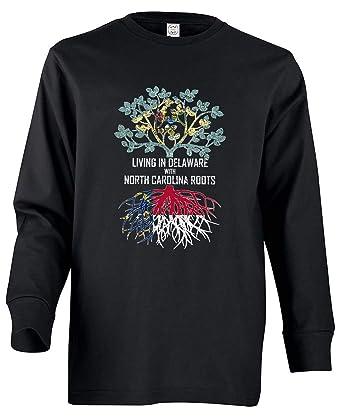 Tenacitee Babys Living in Arizona Delaware Roots Shirt