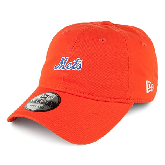 fantastic savings autumn shoes buying now Casquette 9FORTY Mini Wordmark New York Mets orange NEW ERA ...
