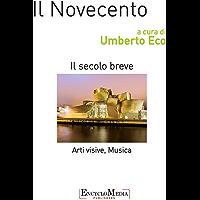 Il Novecento, arti visive e musica (Italian Edition) book cover