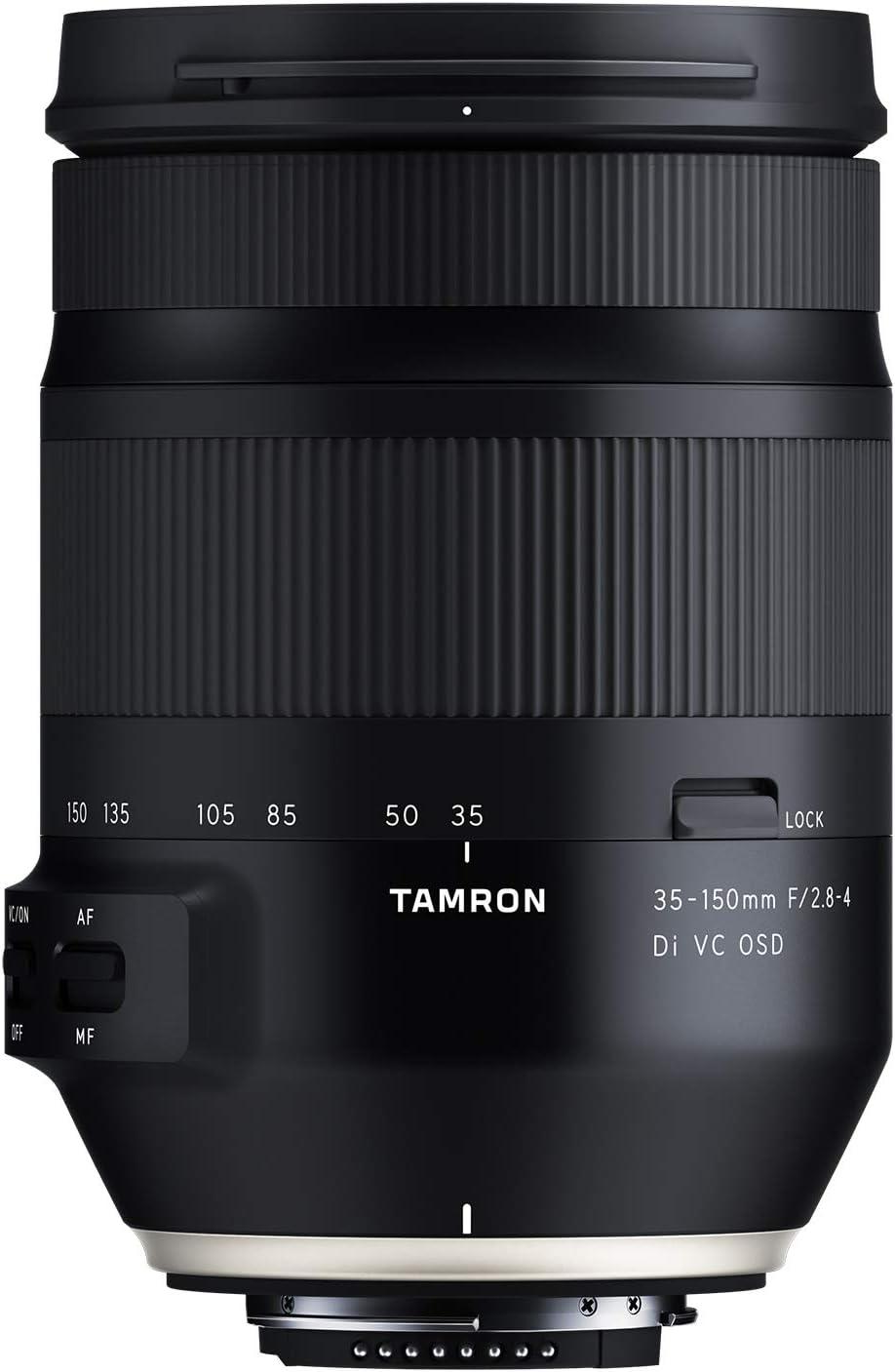 Tamron Af 35 150 Mm F 2 8 4 Di Vc Osd Objektiv Für Kamera