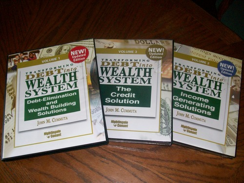 Transforming Debt into Wealth System - 3 Volume Set (Volume 1 , 2 , 3) ebook