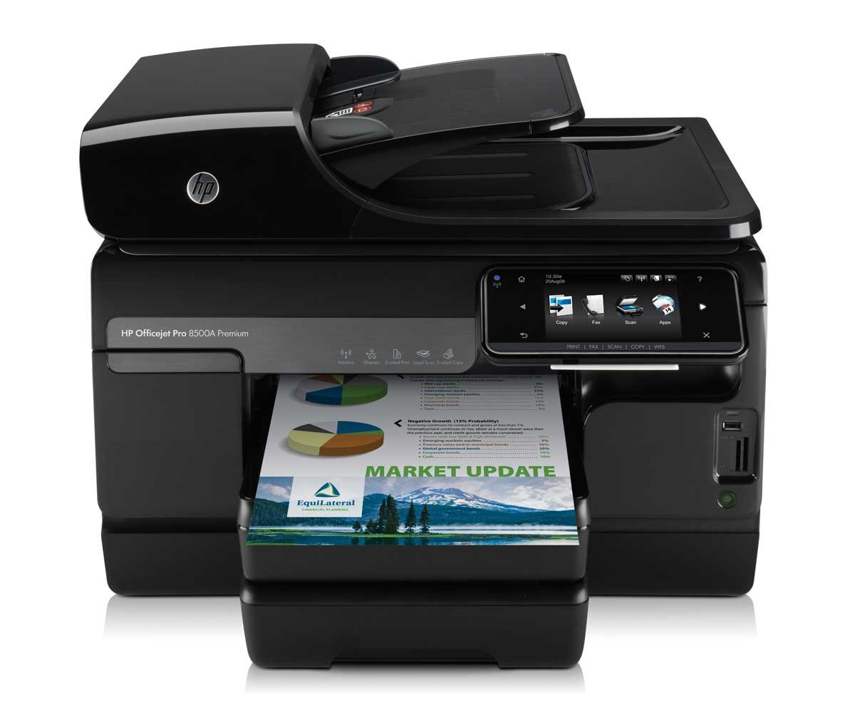 Amazon.com: HP Officejet Pro 8500A Premium Wireless e-All-in-One  (CM758A#B1H): Office Products