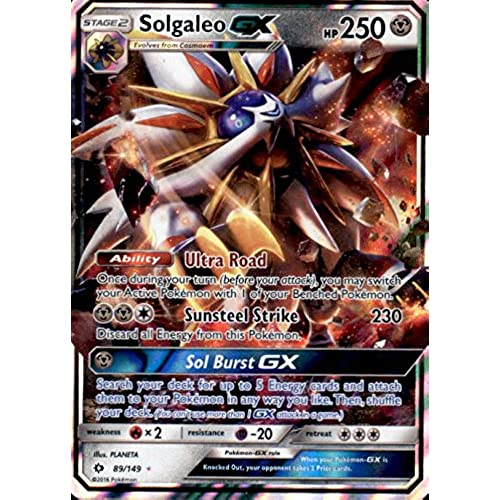 POKEMON Cards Sun And Moon GX: Amazon.com
