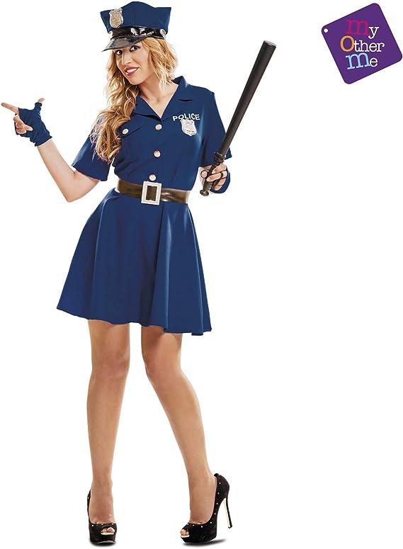 My Other Me - Disfraz de Policía mujer, talla XL (Viving Costumes ...