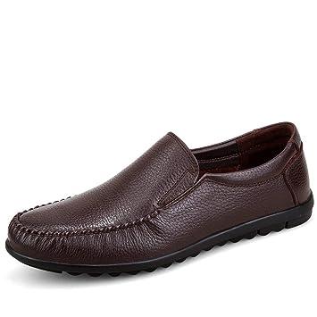 Willsego Mocasines para Hombre Mocasín náuticos de náuticos para niños, Zapatos para niños, Reino Unido 6.5 (Color : -, tamaño : -): Amazon.es: Hogar