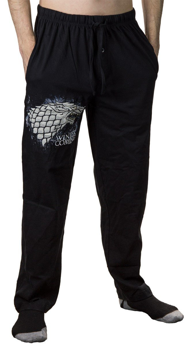 Game of Thrones House Stark Pajama Pants