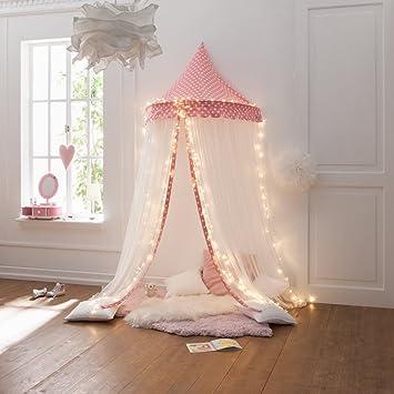 Howa Wand Baldachin Betthimmel Für Kinderzimmer U0026quot;Hannahu0026quot; Rosa ... Awesome Ideas