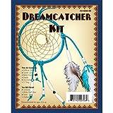 Realeather Crafts Dreamcatcher Kit, 5-Inch