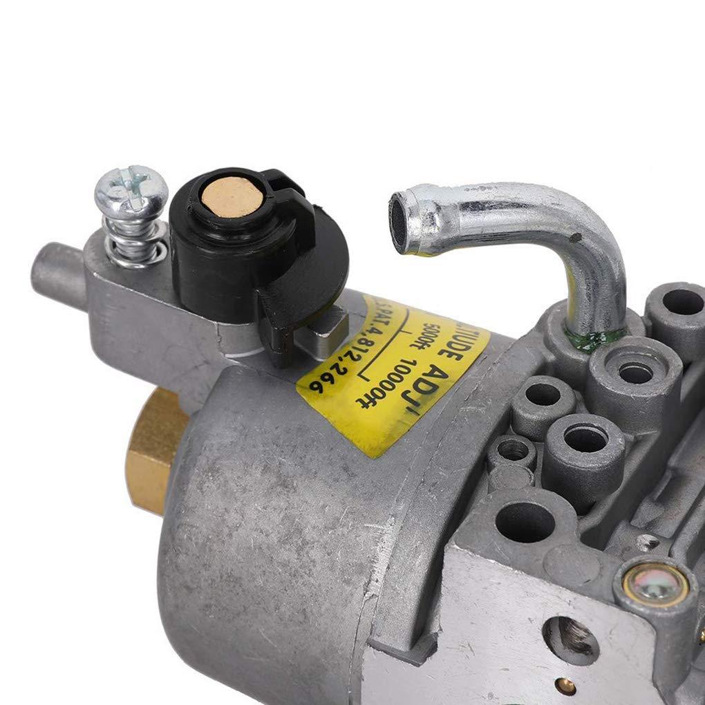 Topker Replacement for Onan Cummins 146-0705 RV Generator Carburetor 2.8 KV 146-0802 Generator Accessories by Topker (Image #5)