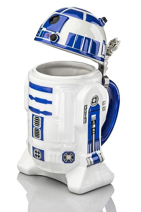"""Jarra de cerveza con tapa Star Wars """" ..."""