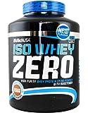 Biotech USA 10002011210 Isowhey Zero Lactose Free Protéine Saveur Noisette