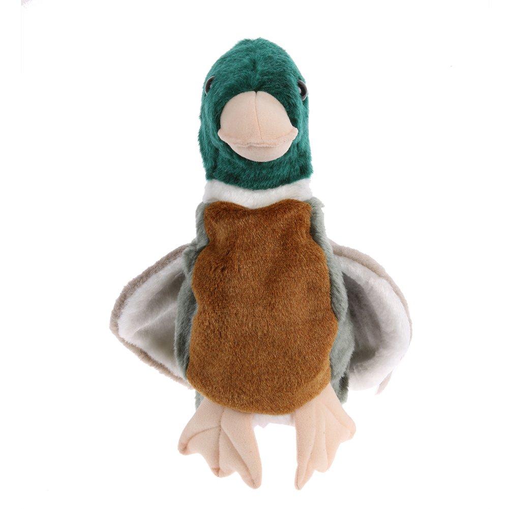 sikiwindゴルフクラブヘッドカバークリエイティブ漫画魚バーヘッド保護カバー Bird 144092 B07DL85L5R   Bird