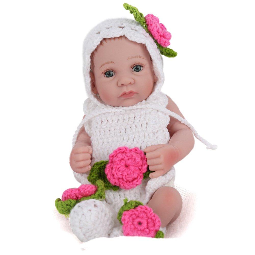 comprar marca QWER Bebé Recién Nacido Muñeca,Simulación Muñeca Suave Baño De De De Silicona Bebé Educación Infantil Niño Compañero De Cuidado Maternal  genuina alta calidad