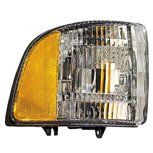 Passengers Signal Corner Marker Light Replacement for Dodge Pickup Truck 55054772AB