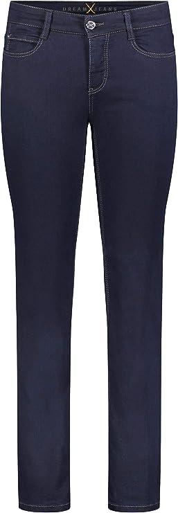 TALLA 30W / 30L. MAC Jeans Dream Vaqueros para Mujer
