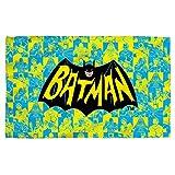 Batman TV Show Logo Classic TV Show - Beach Towel (36'' x 58'')