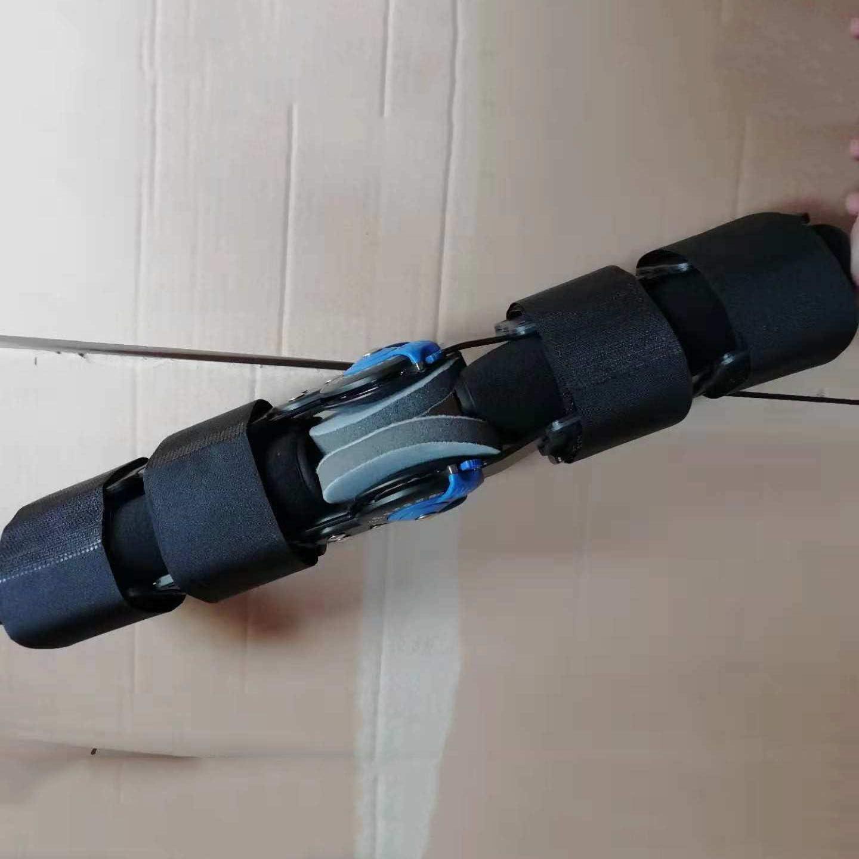 ZYZ.ZZ Ortesis de Codo Soporte Ajustable Codo ortopedia Miembro Superior Fijo Soporte de fijación Externa