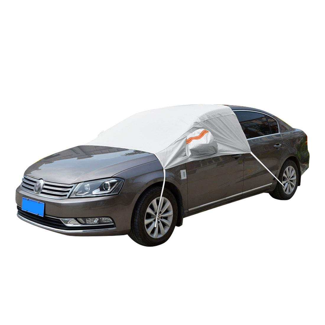 uxcell Car Waterproof Outdoor Windshield Sun Snow Rain UV Resistant Protective Cover