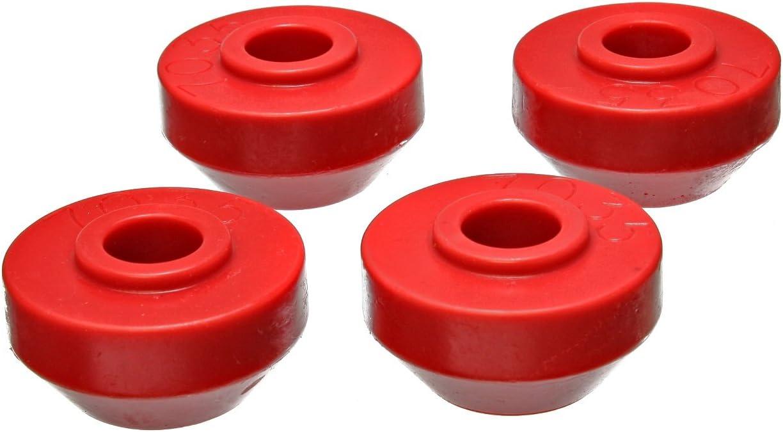Energy Suspension 5.7103R DODGE VAN STRUT ROD BUSHINGS
