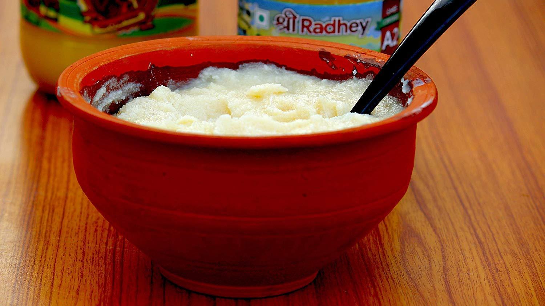 Shree Radhey Certified A2 Gir Cow Ghee - Gluten Free - (Traditionaly Hand Churned) (500 ml X 2) by Shree Radhey (Image #6)