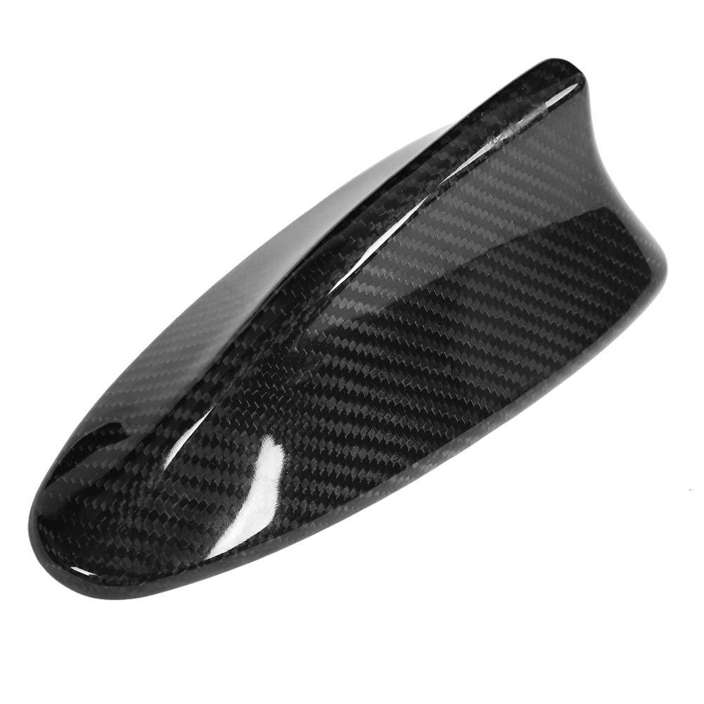 Cubierta de Antena de Aleta de tibur/ón Estilo de Fibra de Carbono para Serie 5 F10 F11 F18 2011-2016 Serie 7 F01 F02 M5