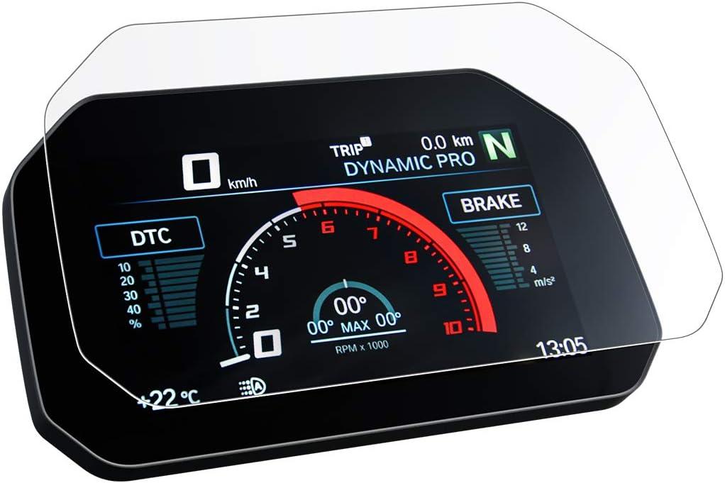 Speedo Angels Displayschutzfolie Tachoschutzfolie Für F900xr 2020 2 X Anti Glare Auto