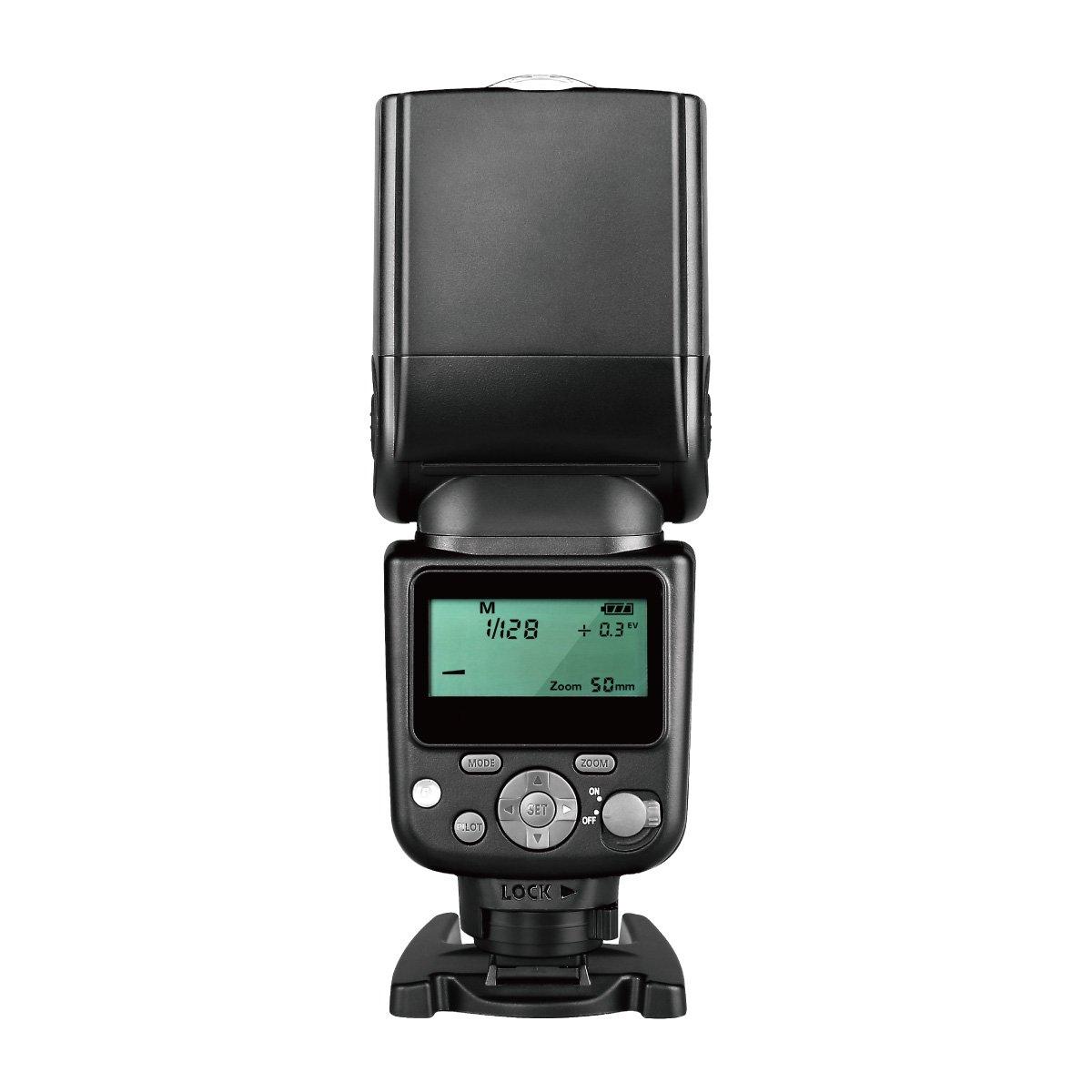 MEIKE MK-930II GN58 Professional Speedlite fit Sony camera A7 A7R A7S A7II A7RII A7SII A6300 A6000 A6500 A9 etc 4332253533