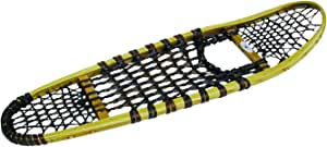 GV Snowshoes Modified Bear Paw Rawhide Snowshoes, 11x40