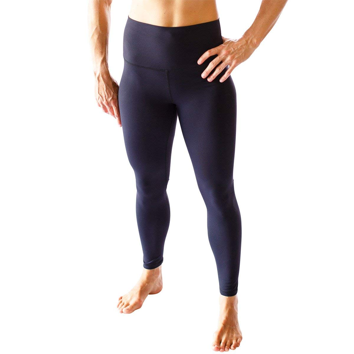 4df8e1255010e Lift Yourself Up 7/8 Leggings (Black) at Amazon Women's Clothing store: