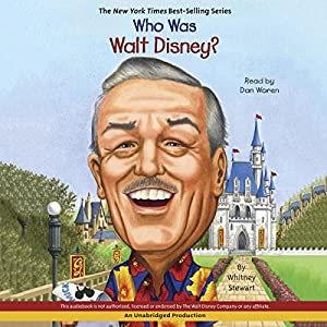 Who Was Walt Disney? Audiobook