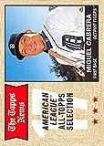 2017 Topps Heritage Baseball #364 Miguel Cabrera Tigers