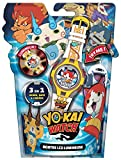 Canal Toys–ct06003–Yo Kai–Clock Watch/Electronic Watch LCD Light Colour