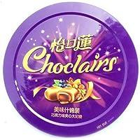 怡口莲 巧克力味夹心太妃糖(美味什锦装) 384g