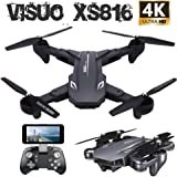 VISUO XS816 4k Drone with Camera Live Video,...