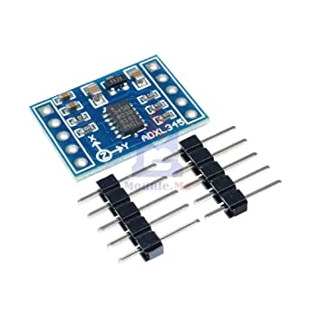 ADXL345 Three-axis Digital Module AVR ARM MCU for Arduino 3V 5V IIC