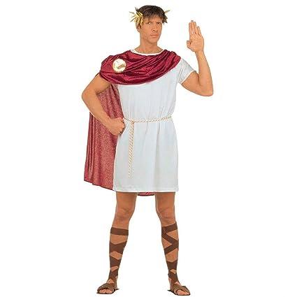 NET TOYS Disfraz Romano de Espartaco Traje Guerrero Roma ...