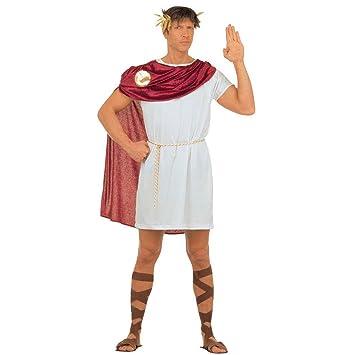 Disfraz de Espartaco toga romana césar carnaval griego ...
