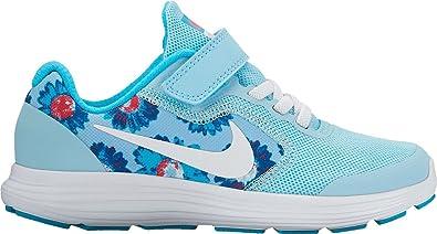 Nike Revolution 3 Print (PSV) - Zapatillas Niña (31): Amazon.es: Zapatos y complementos