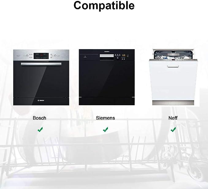 AIEVE 427903 - Microfiltro de Malla para lavavajillas, microfiltro ...