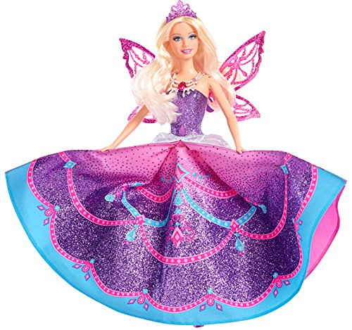 Barbie Mariposa and The Fairy Princess Catania Doll (Discontinued by manufacturer)