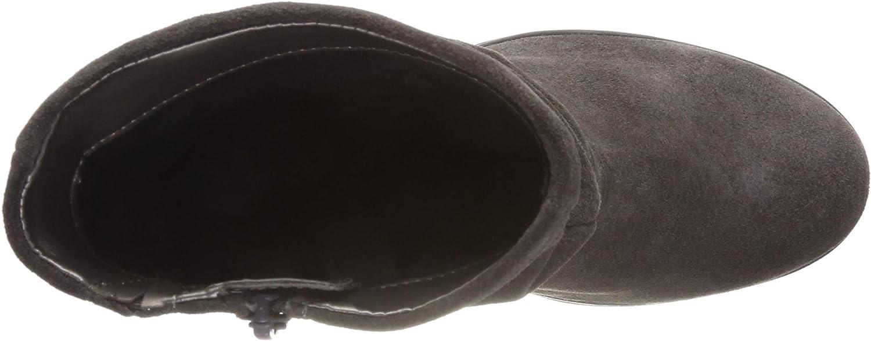 Bugatti 4.11559e+11, Stivaletti Donna Dark Grey 1100