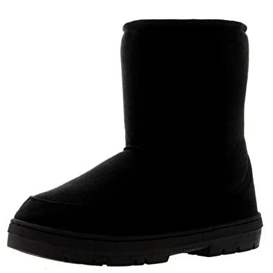 Womens Original Short Classic Waterproof Winter Rain Snow Boots