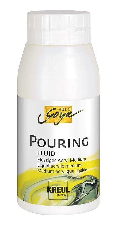 Solo Goya 87210 - Pouring Fluid. 750 ml